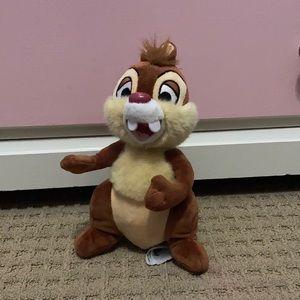 Disney chipmunk dale plush